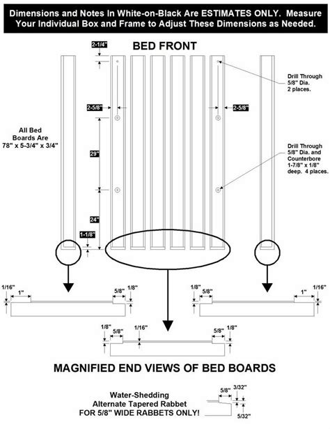 f150 bed dimensions install wood bed ford truck enthusiasts forums