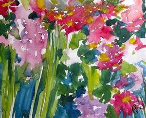 Aquarell Malen Blumen : silvesterexplosion aquarell malen am meer ~ Articles-book.com Haus und Dekorationen