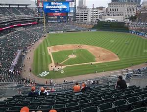 Comerica Park Section 324 Seat Views Seatgeek