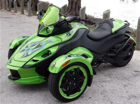 can am trike buy can am spyder completely upgraded atv trike on 2040 motos