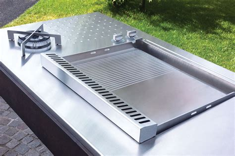 teppanyaki grill for piastra in acciaio inox pla barbecue