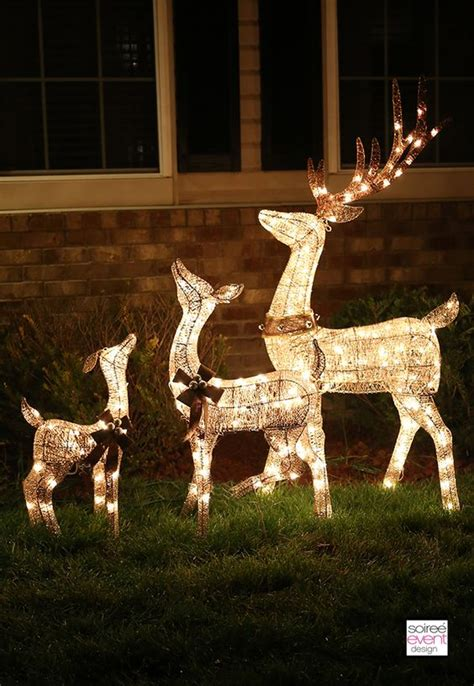 magical outdoor christmas lighting ideas