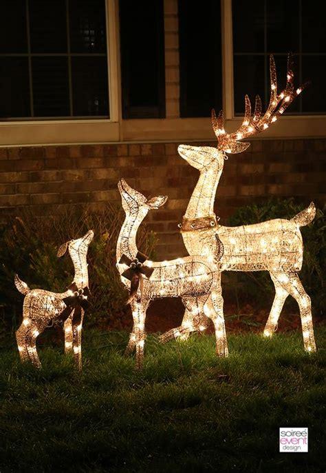 magical outdoor christmas lighting ideas
