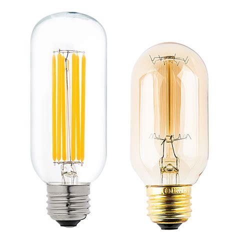 75 watt vintage light bulbs t14 led filament bulb 75 watt equivalent vintage light