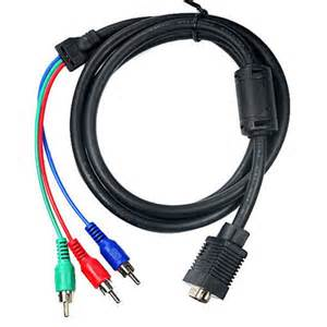VGA Cable Laptop to TV