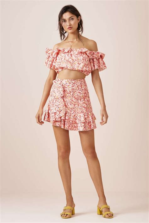 Pin by #buyme.now on What's Hot | Two piece skirt set ...