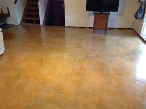 Water Based Floor Stain - concrete floors mvl concretes
