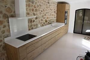 plan de travail cuisine quartz blanc pure silestone With plan de travail en quartz pour cuisine