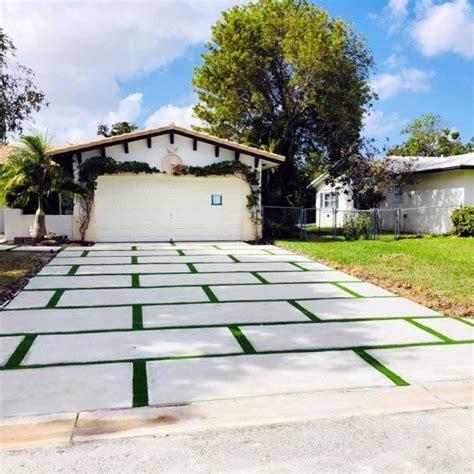 Concrete Driveway Designs