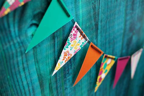 DIY Banner Birthday Party Decorations