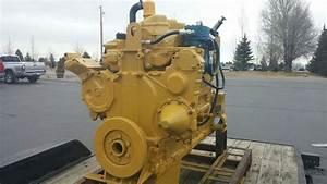 Caterpillar 3406b Engine For Sale