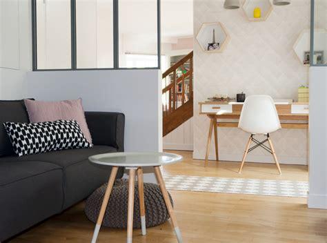 aménagement bureau à domicile décoration et aménagement rez de chaussée grégoire