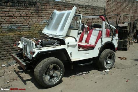 jeep dabwali dabwali jeeps team bhp
