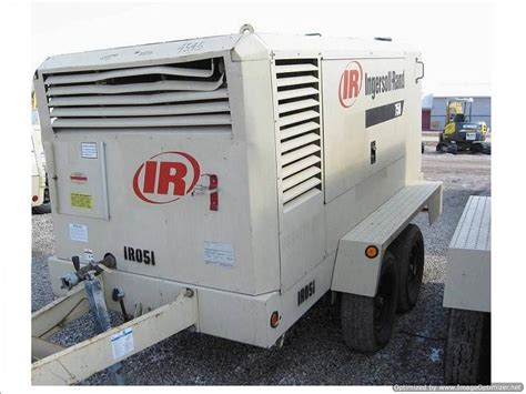 ingersoll rand 750 cfm 134557 for sale used n a