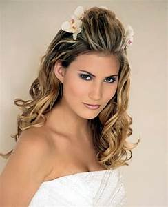 Hairstyles For Wedding Guests Long Hair Wedding Inspiration