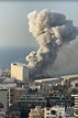 黎巴嫩大爆炸實況影片曝光台商客戶驚險拍攝   國際焦點   國際   經濟日報