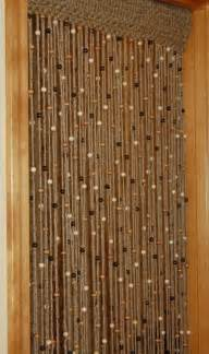 Wood Bead Curtains For Doorways by Best 25 Hanging Door Ideas On
