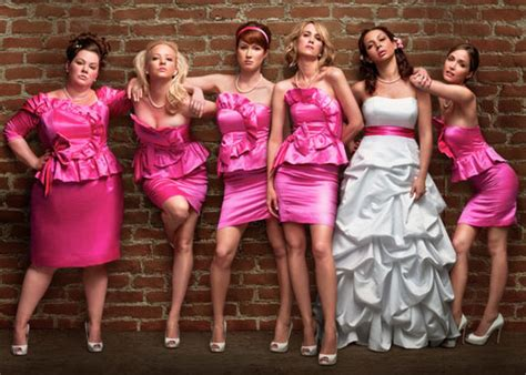 yes no maybe so quot bridesmaids quot blog the film experience