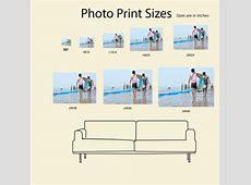 Photo Print Sizes Printable 360 Degree