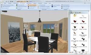 Wohnung Einrichten Software : 3d wohnungsdesigner software zum planen und einrichten der wohnung ~ Orissabook.com Haus und Dekorationen