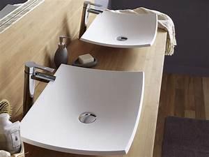 table rabattable cuisine paris meuble de salle de bain With vasque de salle de bain a poser