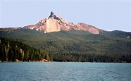 Diamond Lake (Oregon) - Wikipedia