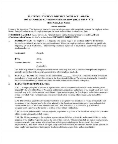 employee handbook sample    documents