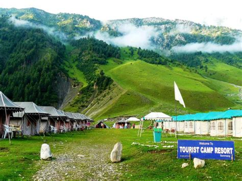 paradise camping resort  sonmarg room deals