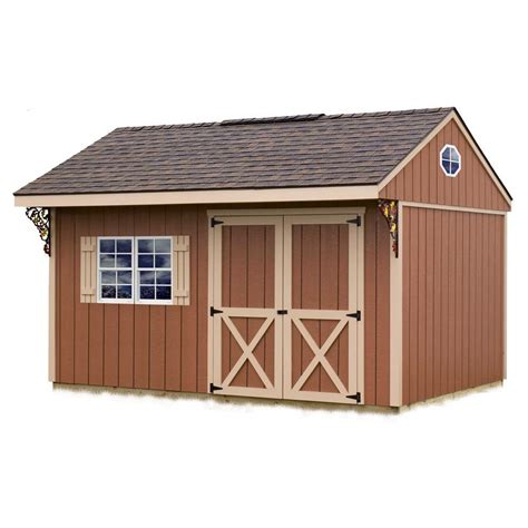 Storage Shed Kits Wood by Best Barns Northwood 10 Ft X 14 Ft Wood Storage Shed Kit