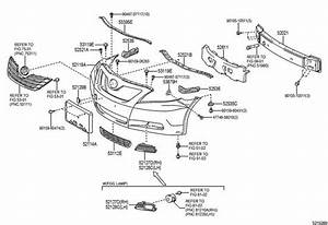 Toyota Camry 2007 Parts Diagram
