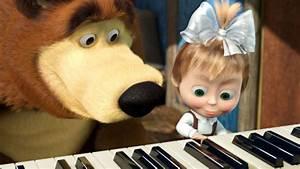 Bettwäsche Mascha Und Der Bär : russische animationsserie tv premiere mascha und der b r tv spielfilm ~ Buech-reservation.com Haus und Dekorationen