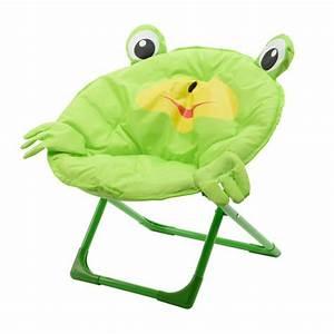 Petit Fauteuil Pour Enfant : fauteuil pliant pour enfant grenouille vert mobilier pour enfant eminza ~ Teatrodelosmanantiales.com Idées de Décoration