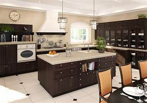 Kitchen: contemporary home depot kitchens cabinets design