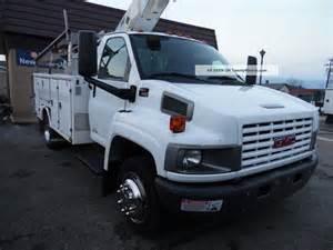 GMC 4500 Bucket Truck