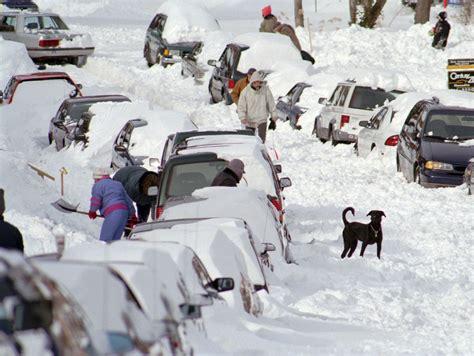 baltimores biggest snowfalls ranked baltimore sun