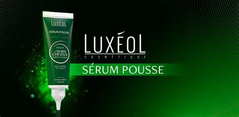 luxeol serum pousse efficace contre la perte de cheveux
