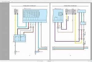 Lexus Rx450h  2009 10  Electrical Wiring Diagram