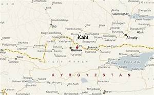 Kant, Kirgistan, Location, Guide