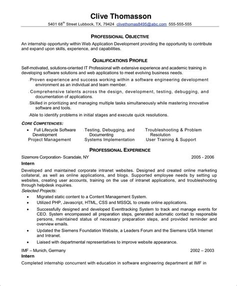 Resume Contract Work by Web Developer Free Resume Sles Blue Sky Resumes