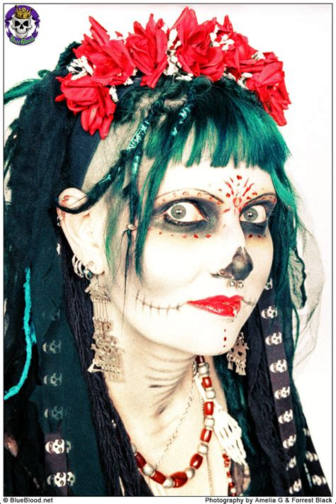 day   dead  makeup bsb beauty news makeup