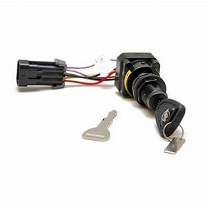 Mercury Outboard Key Switch