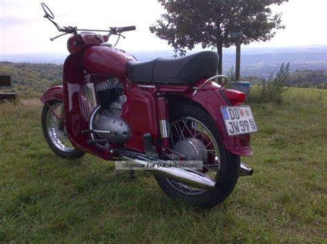 1967 Jawa Type Panelka 559 (250cc