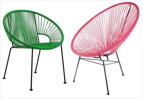 chaise acapulco pas cher tabouret plastique pas cher reverba