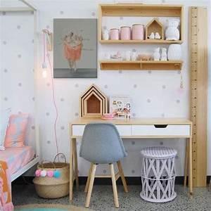 Bureau Enfant Scandinave : d coration de bureau pour enfant blog izoa ~ Teatrodelosmanantiales.com Idées de Décoration