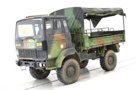 le camion renault trm 2000 b 226 ch 233 arm 233 e fran 231 aise au 1 50e