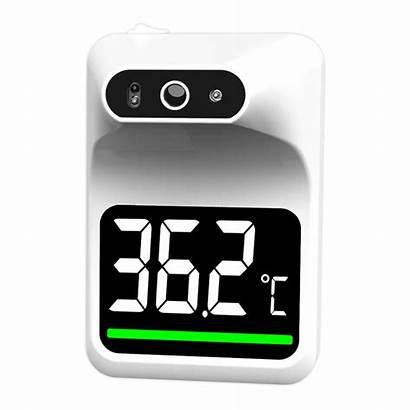 Thermometer Mounted Infrared Automatic Non Marsden Temperature