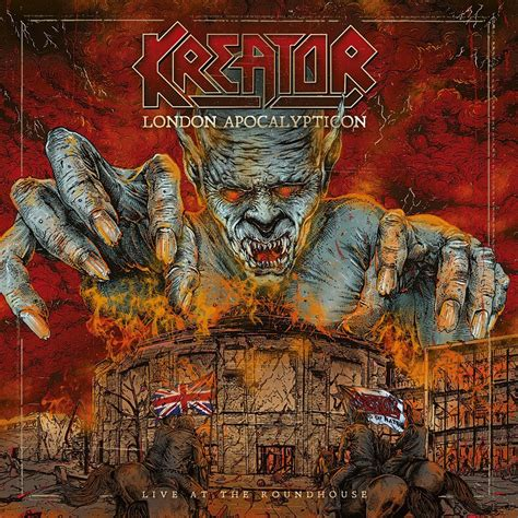 kreator london apocalypticon    roundhouse