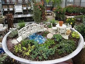 Bloombety : Mini Fairy Garden Ideas Mini Fairy Garden Ideas