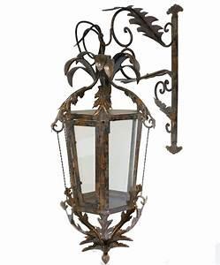 Decoration Murale Fer : deco lanterne exterieur ~ Melissatoandfro.com Idées de Décoration