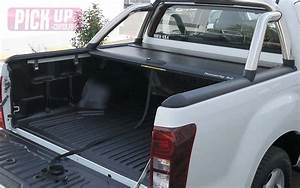 Rideau Coulissant TOP ROLL Ford Ranger 2016 DC PickUp